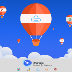 matteroom, imanage, partner